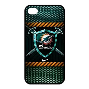 GnY1149pXiK Case Cover, Fashionable For Ipod Touch 4 Cover Case - Miami Dolphins