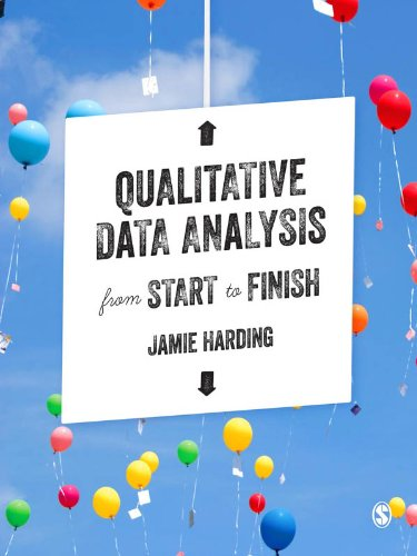 Qualitative Data Analysis from Start to Finish Pdf