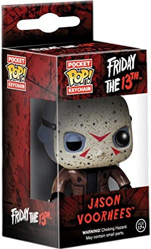 Funko POP Keychain: Horror - Jason Voorhees Toy Figure