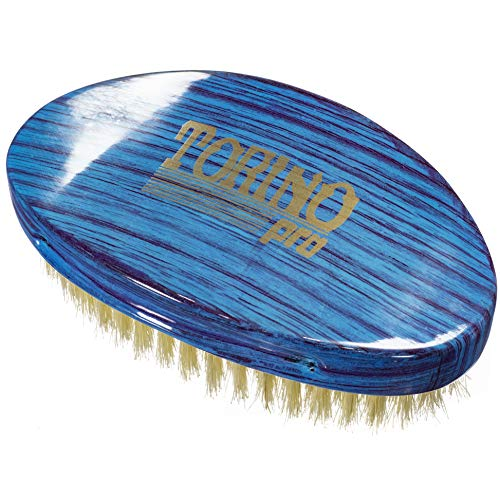 Torino Pro Wave Brushes By Brush King #15 - Soft curve palm brush- Great for laying down and polishing your 360 - Torino Waves