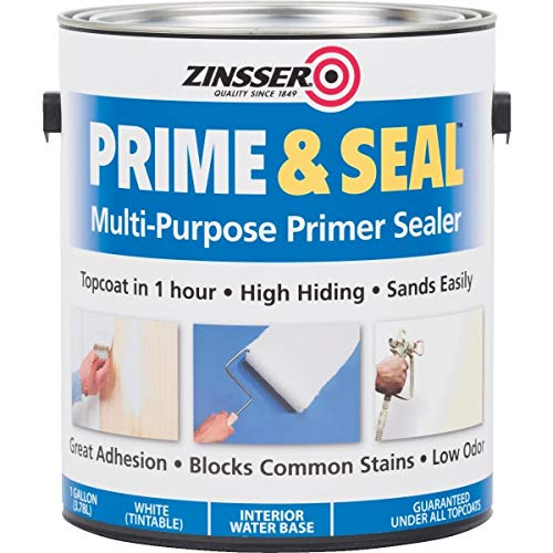 Zinsser Interior Prime & Seal Primer - 01801 (Pack of 2)