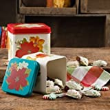 The Pioneer Woman Poinsettia 2-Piece Square Cookie Set (1)