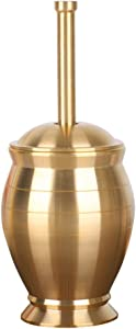 Artibetter Mortar and Pestle Sets Brass Pill Crusher Food Safe Spice Grinder herb Bowl Pesto Powder