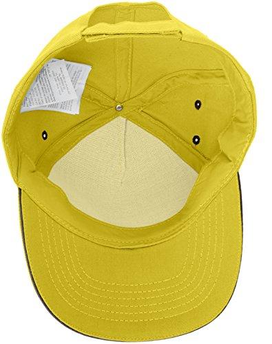 sandwhich Cap Regatta Sandwhich Otter Amston para Peak Hombre Seal Peak 5 con béisbol Panel Brown Cap Amston Size 5 with nbsp;Panel Size Yellow Size Grey de Hombre Yellow Seal Grey Bright Manufacturer Single One Gorra rUq0UEXw