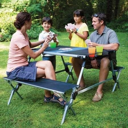 Kelsyus 3-in-1 Portable Table by Kelsyus (Image #4)