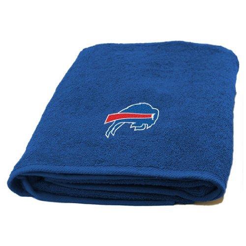 Northwest NFL 929 Applique Beach Buffalo Bills Bath Towel ()