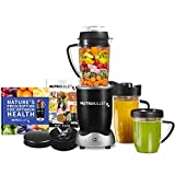 NutriBullet Rx Blender/Mixer, 10-piece Set (Certified Refurbished) Review