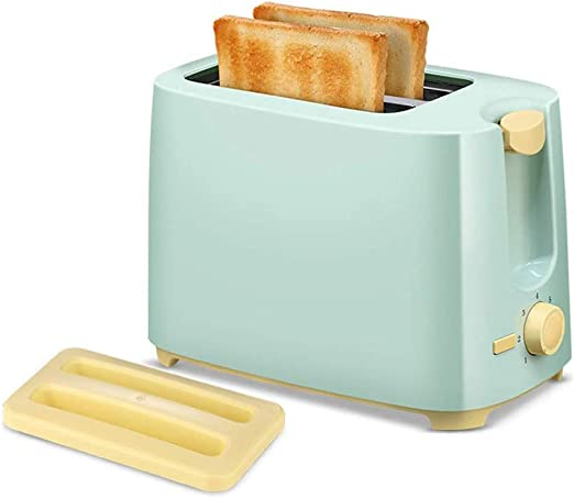 Amazon Com Vivicl Bread Maker 2 Slice Electrical Automatic Stainless Steel Sandwich Kitchen Fast Toaster Mini Home Breakfast Machine Appliances Cooking Home Kitchen