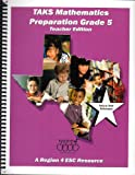 TAKS Mathematics Preparation Grade 5, , 1932524282