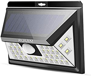 Sweepstakes: RUIJIN Solar Light Outdoor