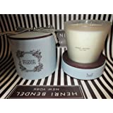 Henri Bendel New York 25 Oz Luxe Lavender Leaves Candle - 3 Wick