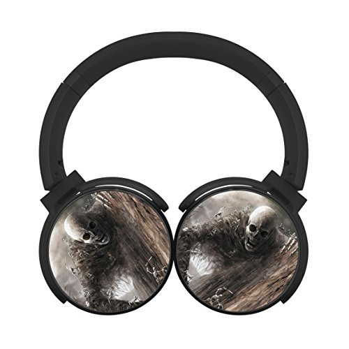 Deviantart Adults Or Childs 3D Adjustable Headset High Fidelity Stereo Bluetooth Headset Stereo Over Ear Bluetooth Headphones