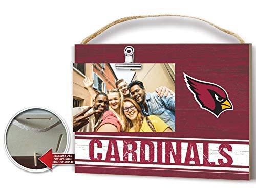 KH Sports Fan Clip It Colored Logo Photo Frame Arizona Cardinals (Arizona Sports Photo)