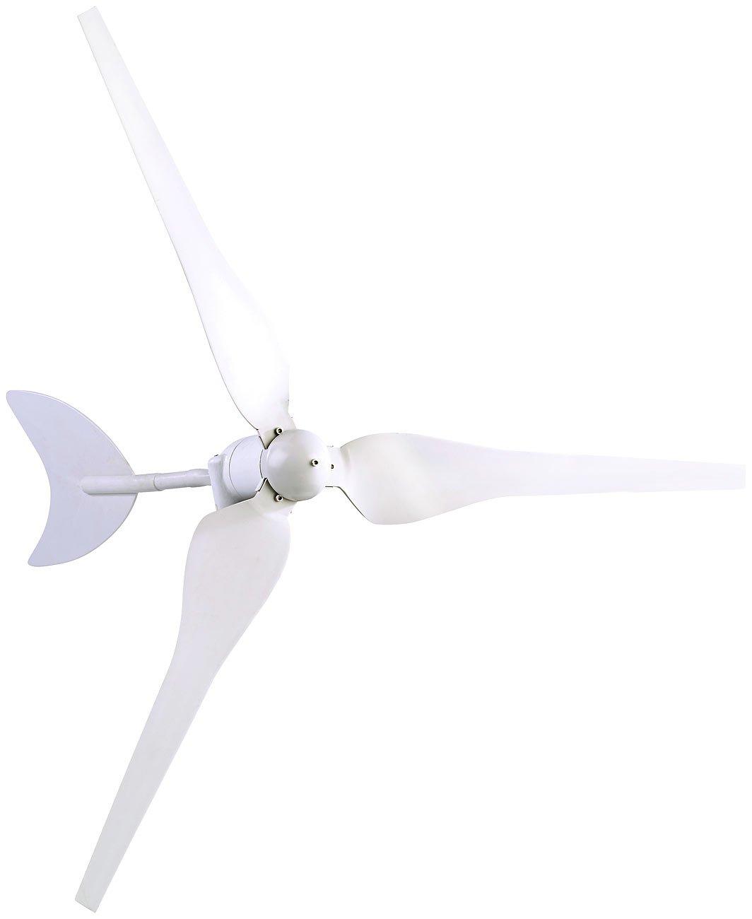revolt Windgenerator für 12-Volt-Systeme, 50 Watt