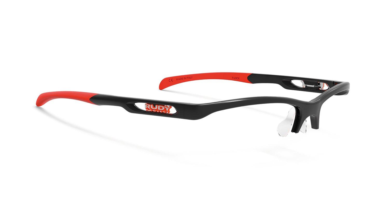 値引きする RUDY 度入り PROJECT(ルディプロジェクト) 眼鏡 メガネ B07661K4GV 度入り スポーツ ヴァルカン ブラックフレーム メガネ レッドフルオ FP480042-044N B07661K4GV, 和心伝心:a54be734 --- ballyshannonshow.com