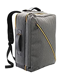 Cabin Max Oxford 50x40x20cm Carry on Luggage - Backpack (Grey)