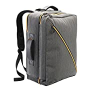 Cabin Max Oxford Backpack Cabin Luggage – Carry On Luggage – Integrated Padded Rear Laptop Pocket – UV Coated Backpack…