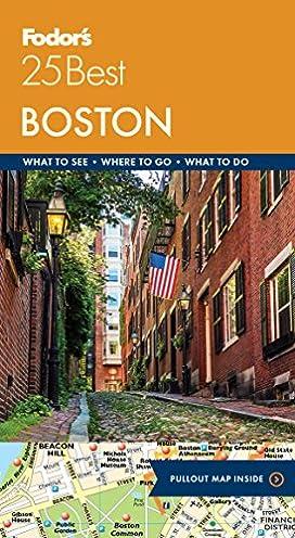 fodor s boston 25 best full color travel guide fodor s travel rh amazon com Top 10 Paris Top 10 Paris