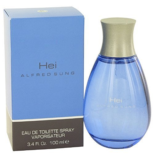 Hei by Alfred Sung Men's Eau De Toilette Spray 3.4 oz - 100% Authentic