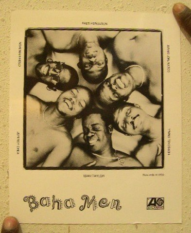 Baha Men Press Kit And Photo Kalik The for sale  Delivered anywhere in USA