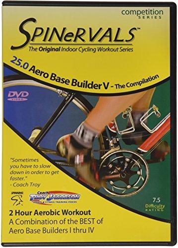 Spinervals 25.0 Aero Base Builder V - Compilation DVD