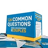 Uncommon Questions 200 Fresh Conversations Starters for Couples Daily Tool to Reconnect with Your...