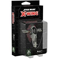 Asmodee- Star Wars X-Wing Slave i, Color 9934