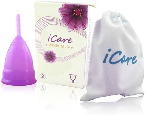 Copa menstrual iCare Medida 2- M 47mm …