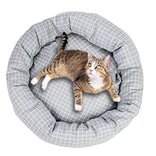BVAGSS Comfortable Haustierbett weich Schlafmatte Nest Hundematte Hundematratze Sleeping Sofa für Katzen Hund Four…