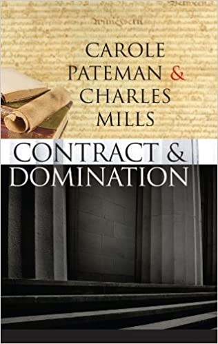 Book The Contract and Domination