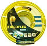 Tricoflex 00110216 Water Hose 50 m Yellow 1.3 cm (0.5 Inch) by Sirocco