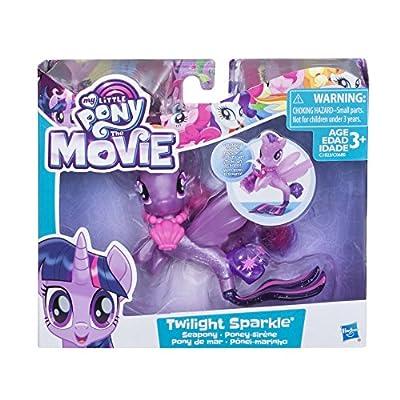 My Little Pony the Movie Twilight Sparkle Seapony from Hasbro