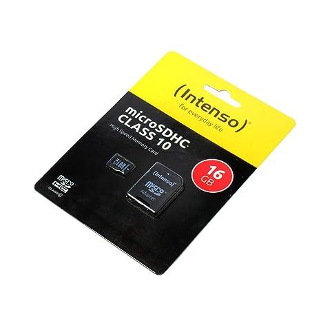 Olympus TG-Tracker, Tarjeta de Memoria microSDHC 16GB, Clase ...
