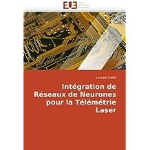Intégration de Réseaux de Neurones pour la Télémétrie Laser