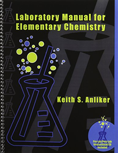 Laboratory Manual for Elementary Chemistry