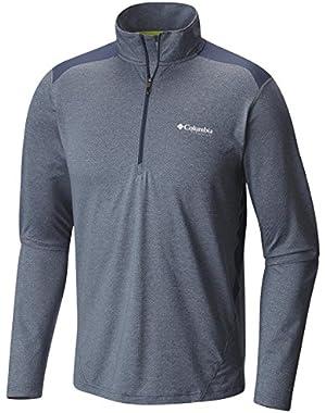 Men's Titan Ice Half Zip Shirt