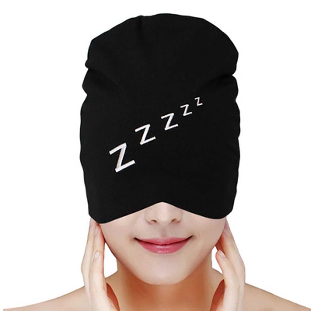 Cotton Nightcaps Skullies & Beanies Sleeping Hats for Unisex Adult/Children, 10