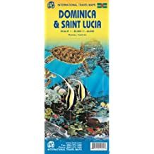 DOMINICA AND ST. LUCIA - LA DOMINIQUE ET SAINTE-LUCIE