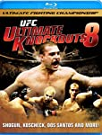 Cover Image for 'UFC: Ultimate Knockouts 8'