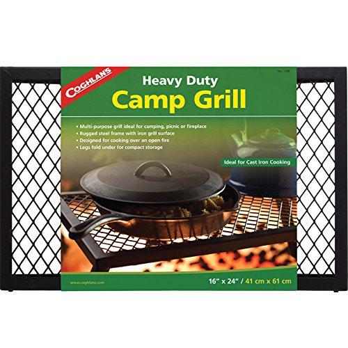Heavy Duty Camp Grill - Coghlan's Heavy Duty Camp Grill