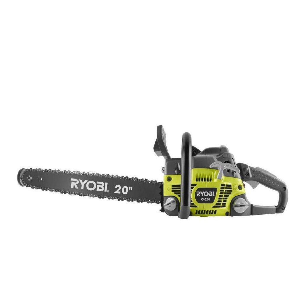 Ryobi RY10521A 20 in. 46 cc Gas Chainsaw