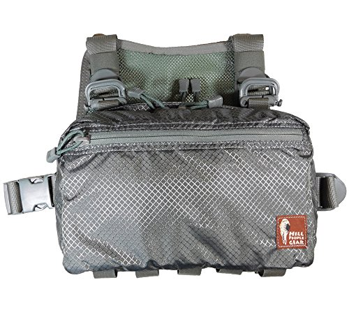 Hill People Gear Version 2 Kit Bag (Gray Ripstop) by Hill People Gear