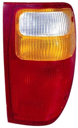Depo 316-1912R-US Mazda Pickup/Ford Ranger Passenger Side Replacement Taillight Unit without Bulb