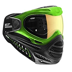 The DYE Axis Pro Goggle comes upgraded with a DYEtanium coated mirrored triodial anti-fog thermal lens and new color additions of red, blue, and green. The co-molded dual density mask offers flexibility and a proper fit. The multi-ported earp...