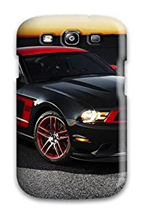 Jairo Guzman's Shop Hot Case Cover For Galaxy S3 - Retailer Packaging 2012 Ford Mustang Boss Protective Case