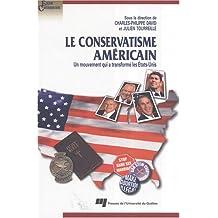 Conservatisme américain Le