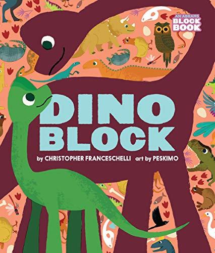 (Dinoblock (An Abrams Block Book) )