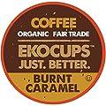 EKOCUPS Artisan Organic Burnt Caramel