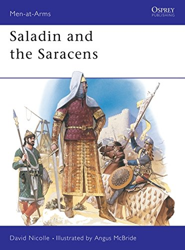 How Long To Read Saladin And The Saracens Men At Arms