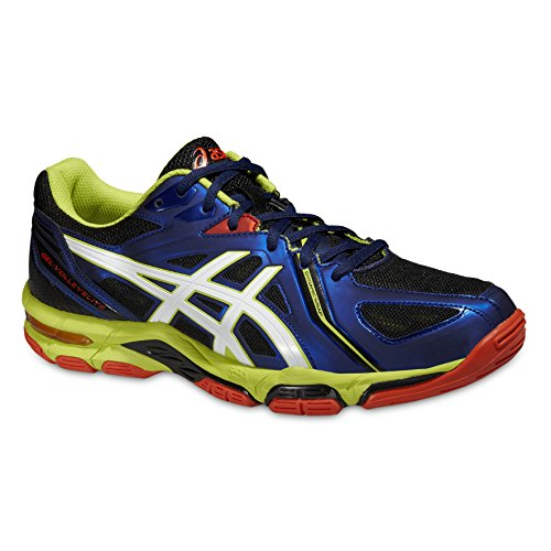 Asics Volley Gel white Elite lime Uomo 3 da Scarpe navy Pallavolo qqPrg
